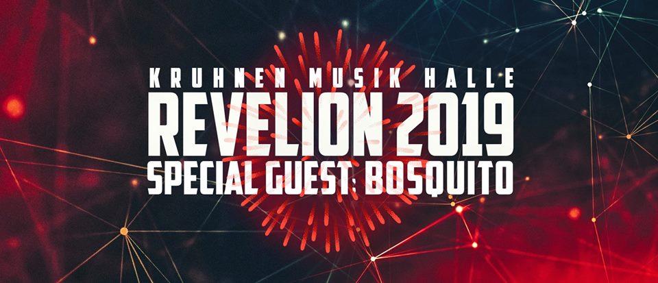 Revelion 2019 la Kruhnen Musik Halle