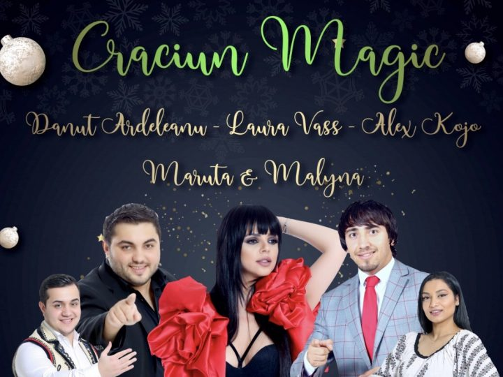 Un Crăciun Magic la Magic Ballroom by Hop Garden!!!