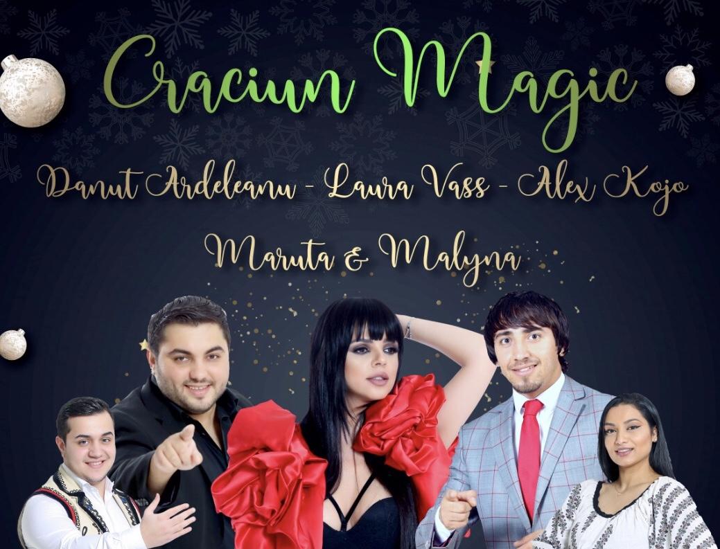 Un Crăciun Magic la Magic Ballroom by Hop Garden!!!
