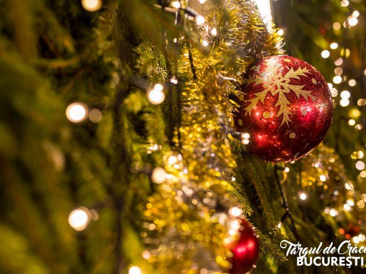Program Targul de Craciun Bucuresti 6-8 decembrie