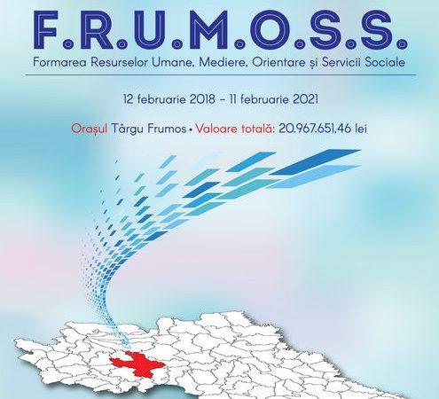 Absolvenți certificați in cadrul proiectului FRUMOSS coordonat de Radu Onisoru